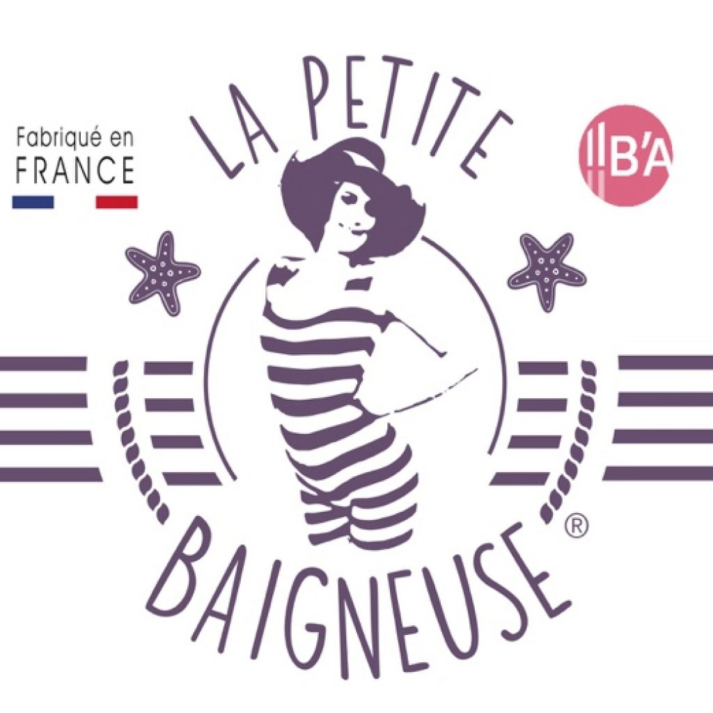 logo La Petite Baigneuse