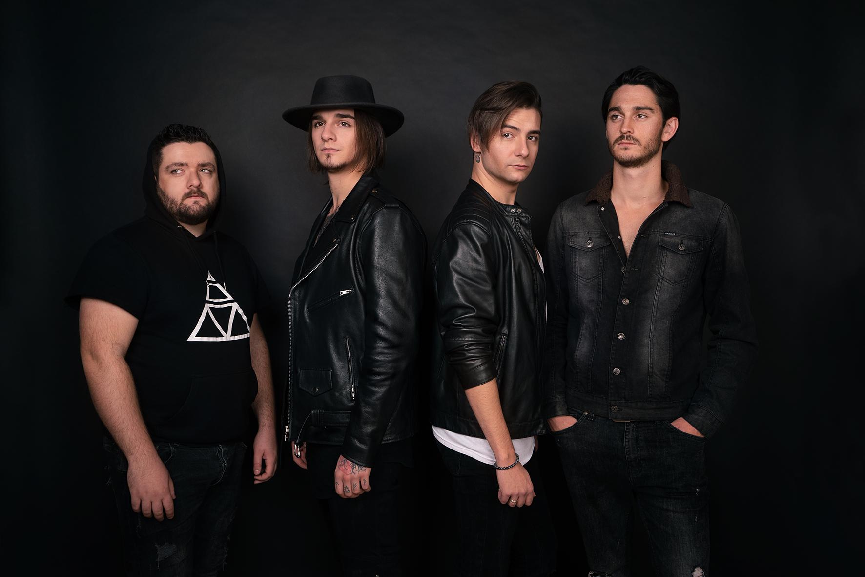 « Fear », le 1er album de Reverse, le groupe de rock couleur Bassin