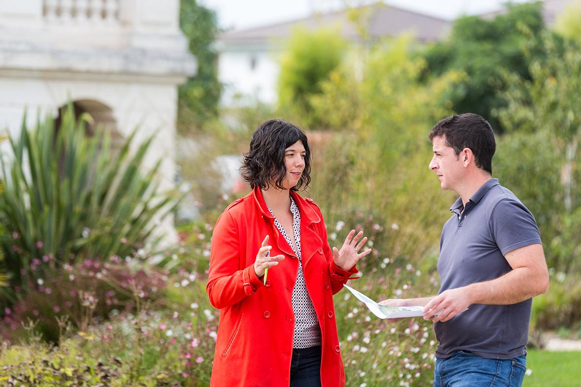 Promesse de Jardin : l'atelier de « conseil au jardin » à domicile