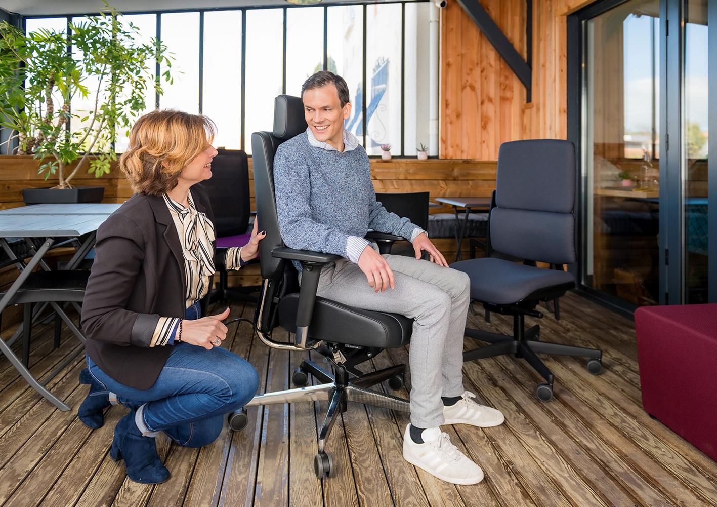 Hānea : du matériel de bureau adapté pour un espace de (télé)travail plus ergonomique
