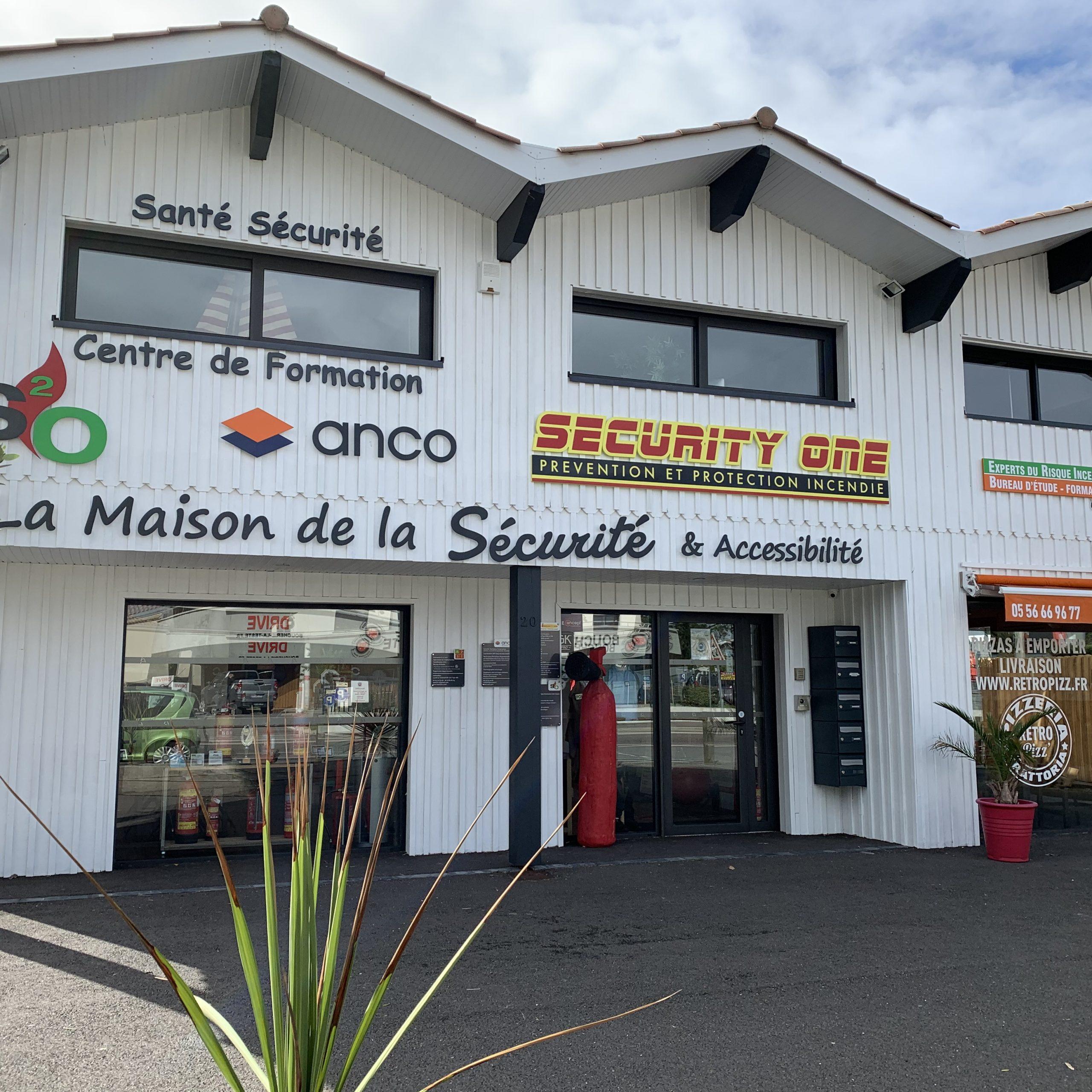 La Maison de la Sécurité et de l'Accessibilité : le guichet unique de la prévention incendie, de la formation et du risque professionnel